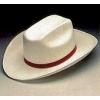 White(Sm)Permafelt Cowboy Hat